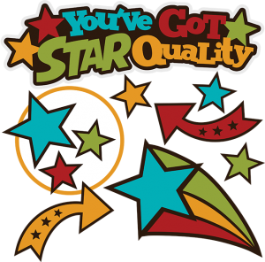 You've Got Star Quality SVG Colection for scrapbooking cute svg files for scrapbooks free svg files