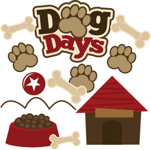 Dog Days SVG scrapbook collection dog svg files for scrapbooks pet cut files for scrapbooking
