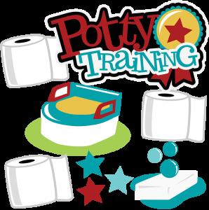 Potty Training SVG Scrapbook Collection potty training scrapbook cut files potty training scrapbooking