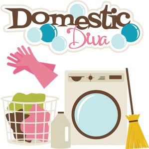 Domestic Diva SVG Scrapbook Collection house cleaning svg files free svg files for scrapbooking