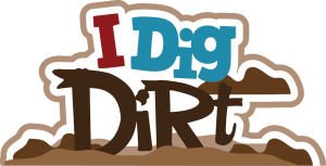 I Dig Dirt Scrapbook svg file free svg files free cut files for scrapbooking cute svg cuts for scrapbooks