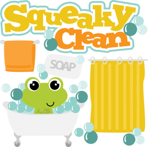 Squeaky Clean SVG files for scrapbooking bathtub svg file bathtime svg cutting file cute svg cutting files