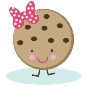 Cute Cookie SVG file for scrapbooking cute svg cuts for scrapbooks cute cutting files for cardmaking free svg files