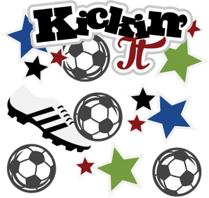 Kickin' It soccer svg files soccer cut files for scrapbooking soccer svg cuts for scrapbooks