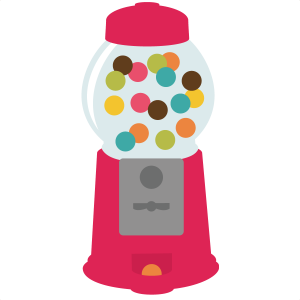 Gumball Machine SVG file free svg files free svg cuts free cut files for scrapbooking