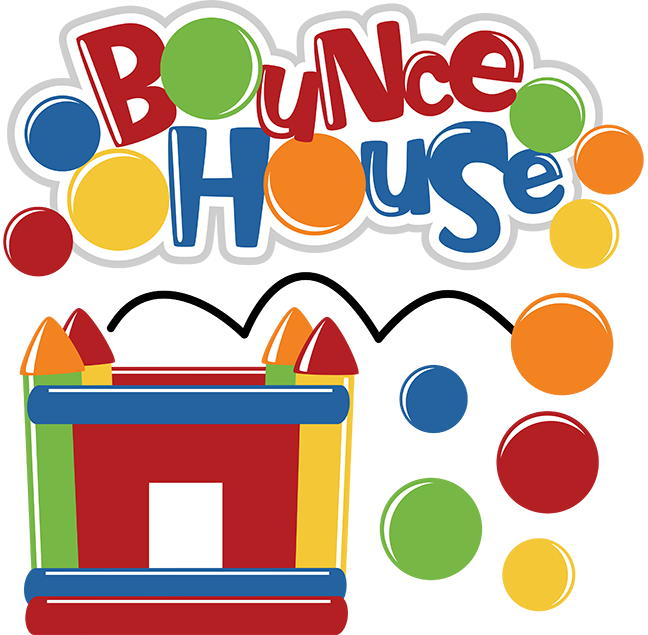 free bounce house clipart - photo #1