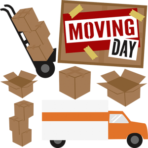 Moving Day SVG scrapbook collection moving svg files moving day svg cuts cute cut files for scrapbooking