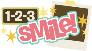 1-2-3 Smile! SVG scrapbook title svg files for scrapbooking free svgs cute svg cuts
