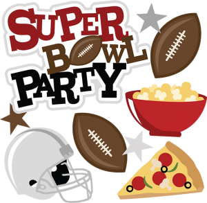 Super Bowl Party SVG scrapbook collection super bowl svg files football svg files cute svg cuts