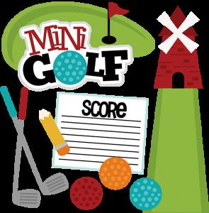 Mini Golf SVG scrapbook file mini golf svg file mini golf svg cuts cute cut files for scrapbooking