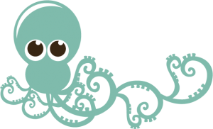 Octopus SVG file for scrapbooking octopus svg cut octopus cutting files for scrapbooks free svgs