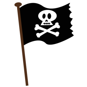 Pirate SVG scrapbook file pirate svg cut file pirate svg files for scrapbooking pirate cut file