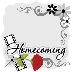 Homecoming SVG file for scrapbooking homecoming scrapbook svg files cute svg cuts free svgs