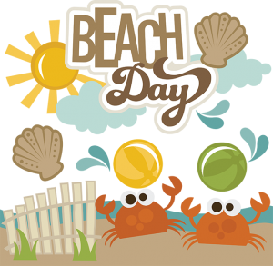 Beach Day SVG files for scrapbooking beach svgs beach svg files beach svg cut files free svgs