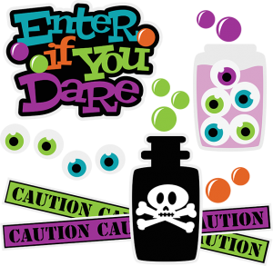 Enter If You Dare SVG scrapbook collection halloween svg files halloween svg cuts free svgs