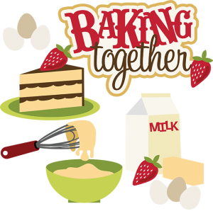 Baking Together SVG collection svg files baking svg files baking svg cuts cut files for scrapbooking cardmaking