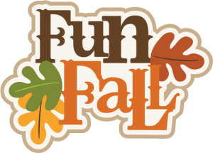 Fun Fall SVG scrapbook title fall svg files autumn svg files fall svg cuts fall cut files for scrapbooking