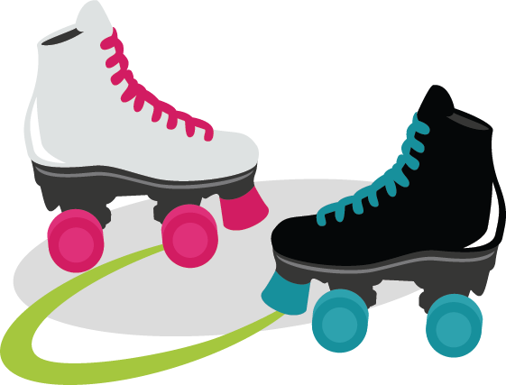 quad skate clip art - photo #17