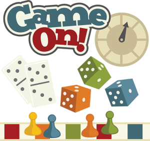 Game On! SVG file board game svg file dice svg file game piece svg file family game night svg files