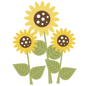 SunflowerSVG scrapbook title sunflower svg file sun svg file svute svg cuts free svgs