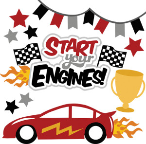 Start Your Engines SVG file for scrapbooking car svg files car svg cut cute cutting files for scrapbooking