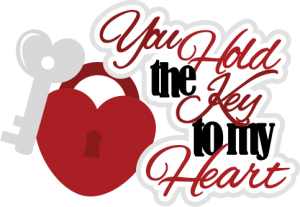 You Hold The Key To My Heart SVG scrapbook file svg file for cards free svg cute svg cuts