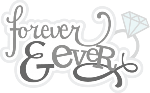 Forever & Ever SVG file for scrapbooking and cardmaking free svgs svg cut files for scal