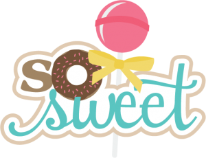 So Sweet SVG scrapbook title free svgs for cards free svg files for scal cute svg cuts