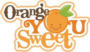 Orange you Sweet SVG scrapbook title svgs for card making scrapbooking free svgs cute svg cuts