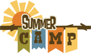 Summer Camp SVG scrapbook title sun svg file summer camp svg files cute svg cuts free svgs