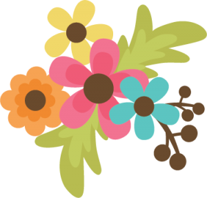 Flowers SVG cut file for scrapbooking flower free flower svg file free cut file for scrapbooking
