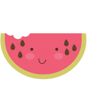 Cute Watermelon SVG files for cutting machines svg files for cameo free svgs free svg cuts