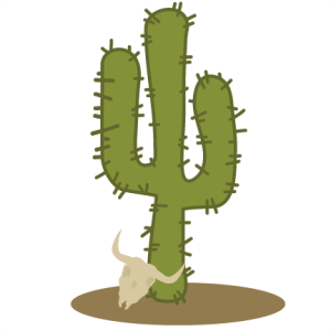Cactus SVG file for cutting machines cow skull svg file free svg files free svgs for cutting machines