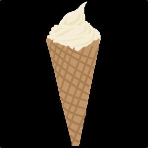 Ice Cream Cone SVG file ice cream cone svg ice cream cone svg file for cutting machines svg cuts