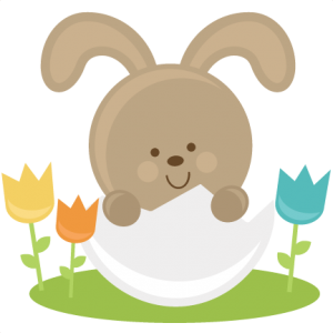 Bunny In Egg SVG files easter svg file bunny svg file free svgs easter svg cuts cute svg cut files