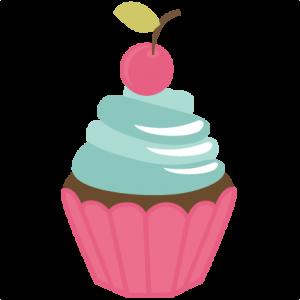 Chocolate Cupcake SVG file free svg free cutting files for scrapbooking free cupcake svg file free svg cuts