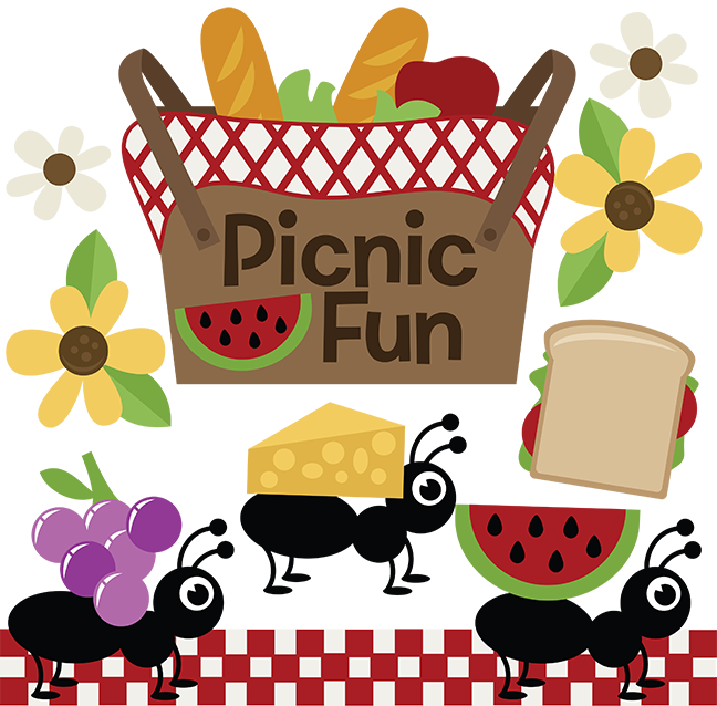 spring picnic clipart - photo #50
