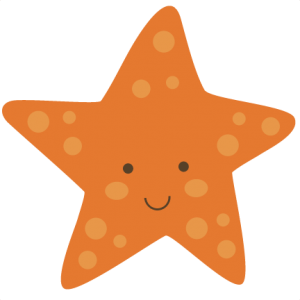 Cute Starfish SVG file for scrapbooking starfish svg files for cutting machines free svg files