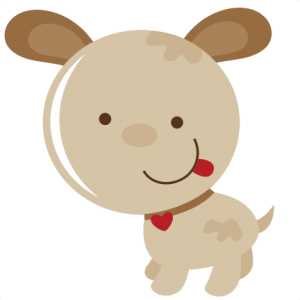 Cute Puppy SVG file for scrapbooking puppy svg cut file puppy cut file for cutting machines