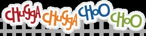 Chugga Chugga Choo Choo SVG scrapbook title train svg files train svg cut files cut files for scrapbooking