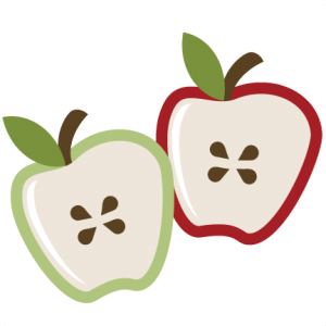 Sliced Apples SVG files for scrapbooking apple svg cut file free svgs free svg cut file free cut files