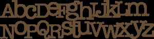 Alphabet Border SVG file alphabet svg file free svgs free svg cut files school svgs school svg cuts