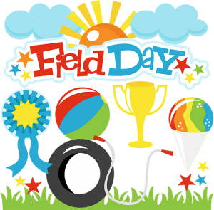 Field Day SVG files for scrapbooking blue ribbonsvg file trophy svg file ball svg file jump rope svg file