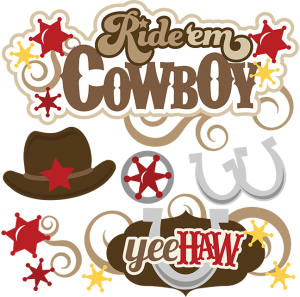 Ride 'em Cowboy SVG files for scrapbooking cowboy svg files cowboysvg cut files free svgs