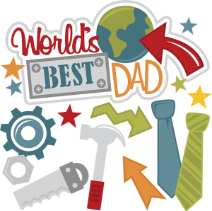 World's Best Dad SVG files for scrapbooking dad svg files father's day svg cut files free svgs