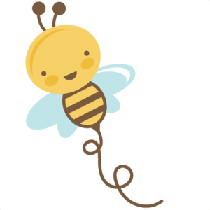 Happy Bee SVG file for scrapbooking bee svg file free bee svg cut file free svgs free svg cuts