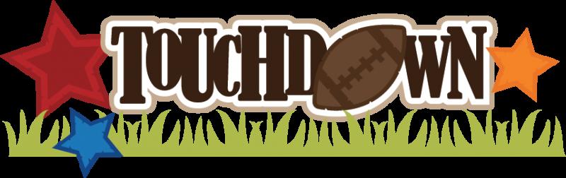 touchdown svg scrapbook title football svg scrapbook title touchdown clip art border touchdown clip art gif