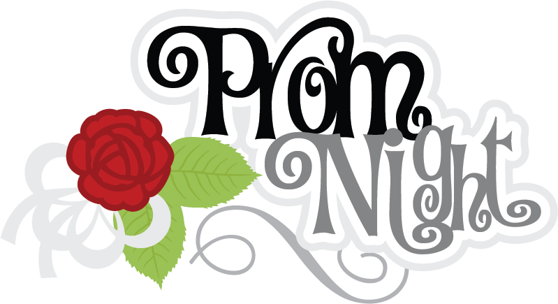 senior prom clip art