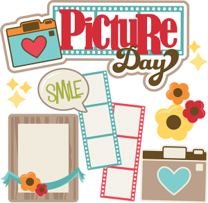 Picture Day SVG cut files for scrapbooking camera svg cut file flower svg files banner svg files
