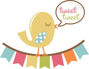 Tweet Tweet Bird SVG scrapbook title  bird svg file cute svg cuts svg files for scrapbooking free svgs